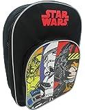 Star Wars Sac à dos enfants, bigarré (Multicolore) - STAR001014