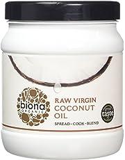 Biona Organic Raw Virgin Coconut Oil, 800 g