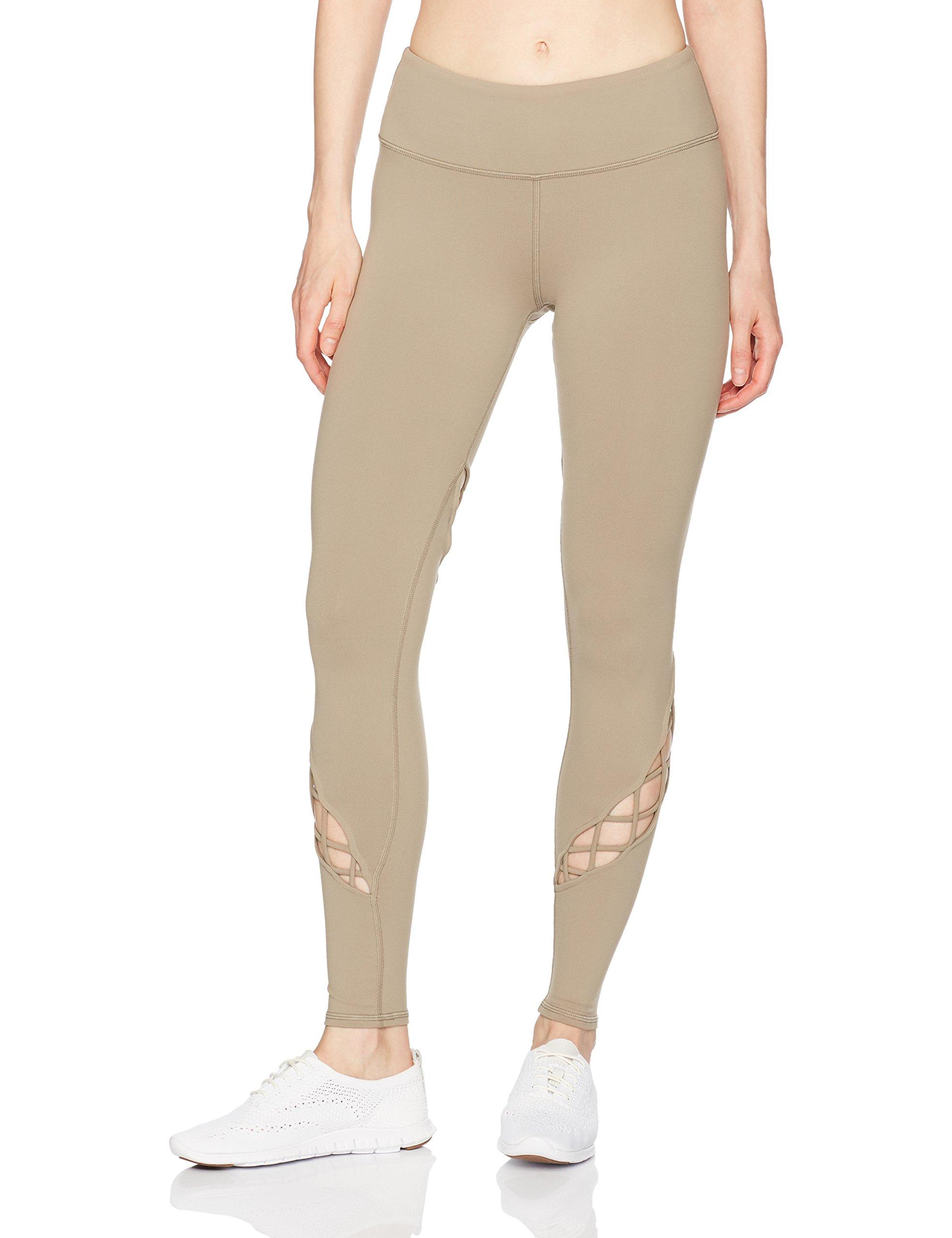 Alo Yoga Women's Entwine Legging, Gravel, XS