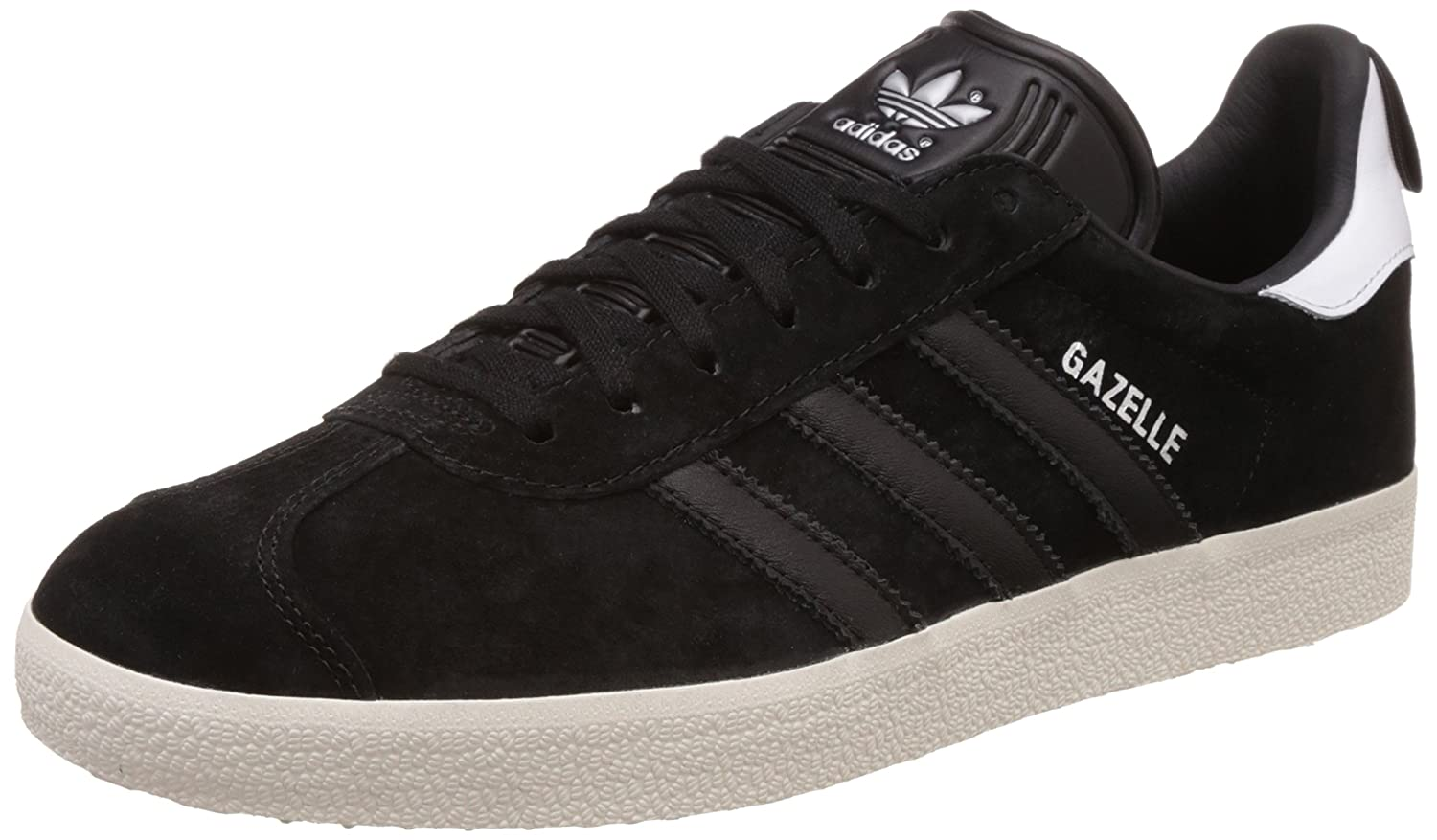 finest selection d4bef e1e35 adidas Originals Mens Gazelle Vappnk, White and Goldmt Leather Sneakers  Buy Online at Low Prices in India - Amazon.in