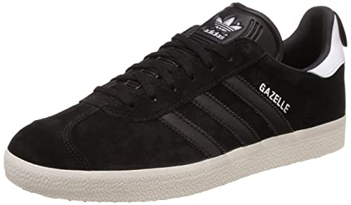 adidas Mens Gazelle Trainers Black Size 8 UK