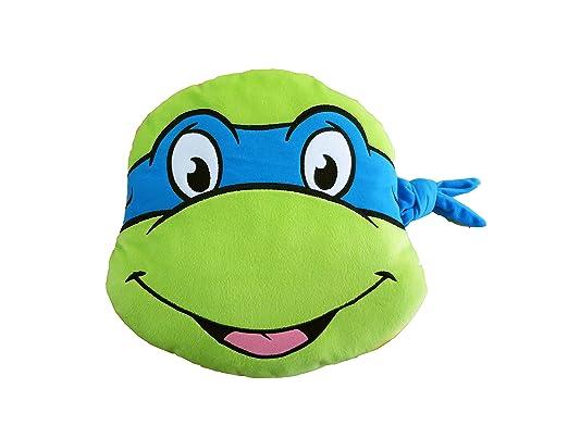 Tortugas Ninja T&F - Cojín de decoración, de poliéster ...