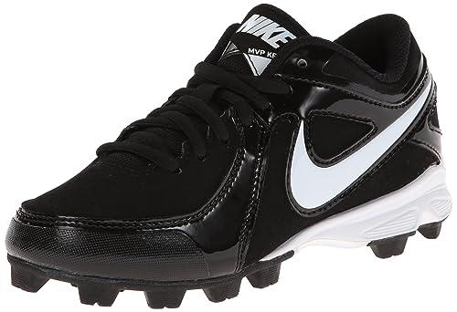 Juventud Nike MVP Keystone Low LE Moldeado de béisbol - Negro Blanco   Amazon.es  Zapatos y complementos cb7c84db348