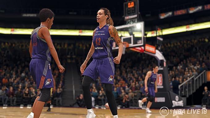 NBA Live 18 - PlayStation 4 [Importación inglesa]: Amazon.es: Videojuegos