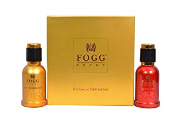 Buy fogg scent gift set of two 50ml 50mlchief and commander fogg scent gift set of two 50ml 50mlchief and commander negle Choice Image