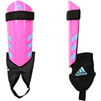 Adidas Ghost Youth Shin Guards, Bright Pink, Large