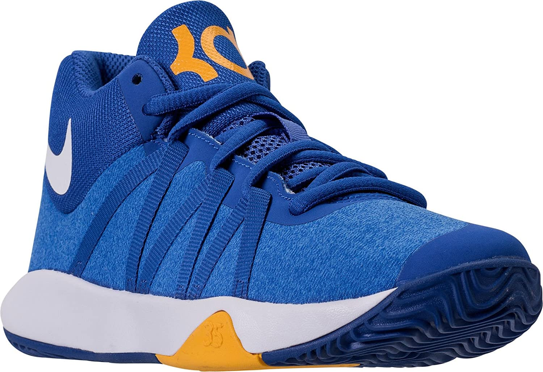 size 40 5b554 94a6b Amazon.com   Nike Kids  Preschool KD Trey 5 V Basketball Shoes (2, Royal  White)   Basketball