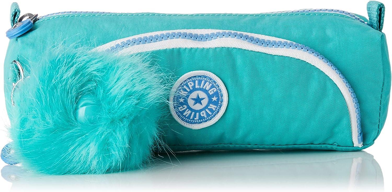 Kipling Cute Estuches, 22 cm, 1 Liters, Azul (Deep Aqua C): Amazon.es: Equipaje