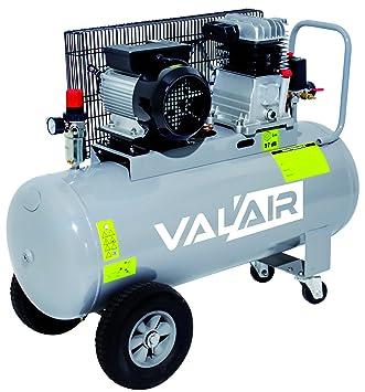 val Air ce-100l Compresor De Aire bi-cylindre, 100 L