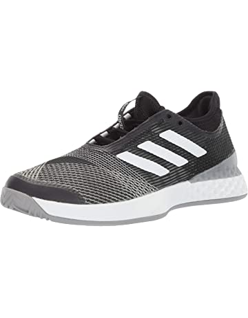 adidas Mens Adizero Ubersonic 3 Tennis Shoe