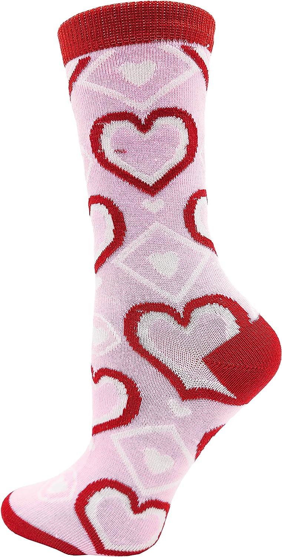 Hearts Love Fuzzy Cozy Socks New Valentine/'s Day Old Navy Women/'s