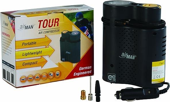 Amazon.com: AirMan 52-074-021 12V Tour High Performance Air ...