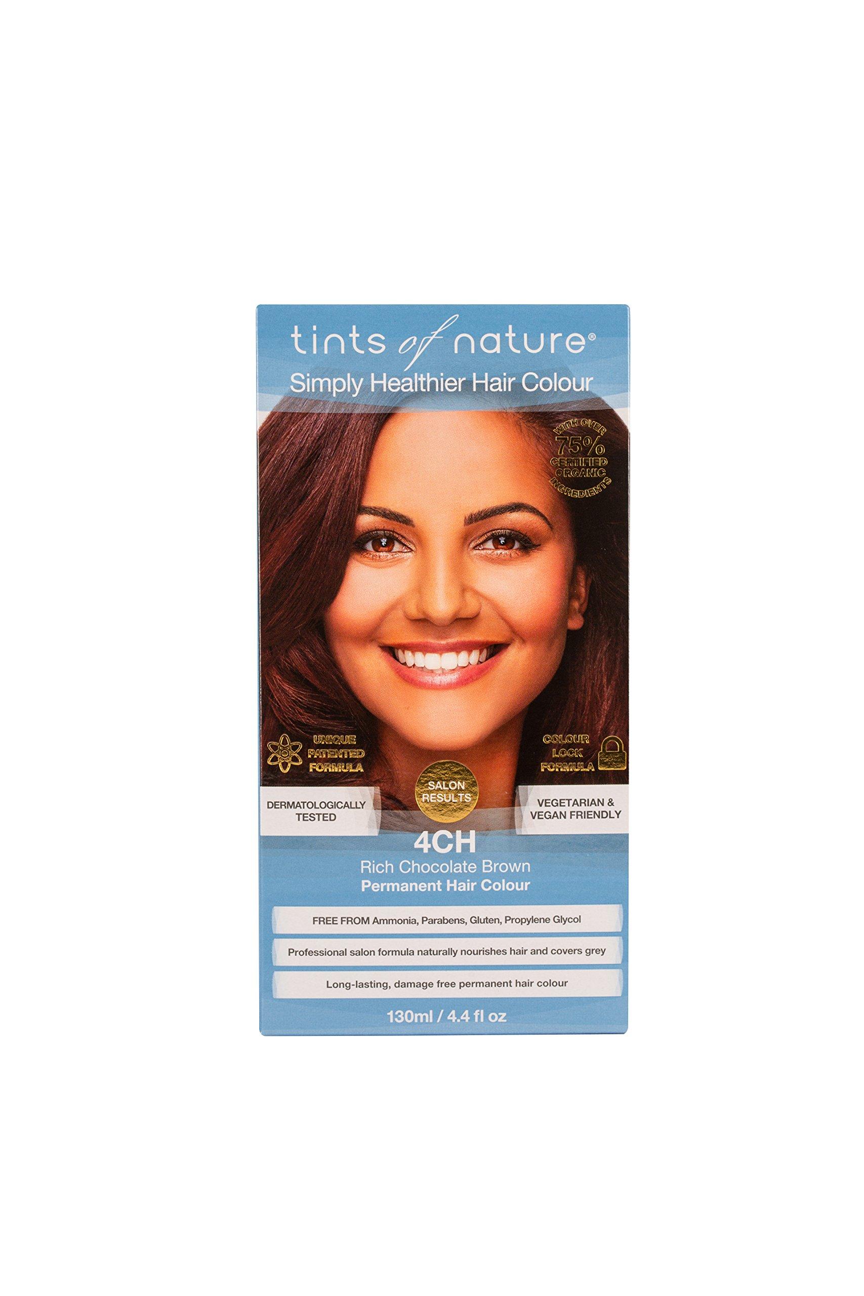 Amazon Hair Color 4mmedium Mahogany Brown 4 Oz Liquid