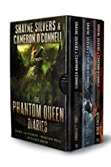 The Phantom Queen Diaries: Books 4-6 (The Phantom Queen Diaries Boxsets Book 2) Kindle Edition
