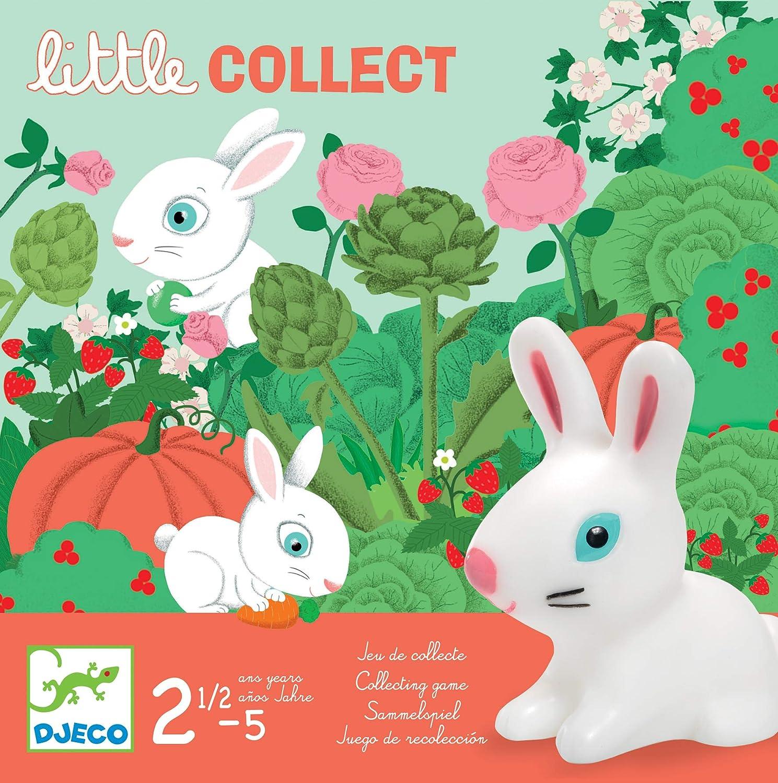 Djeco Little Collect - Juego de mesa educativo, Multicolor: Amazon.es: Juguetes y juegos