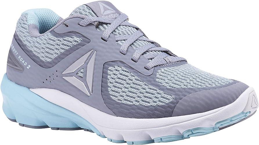 Reebok Harmony Road 2, Zapatillas de Running para Mujer, Gris ...