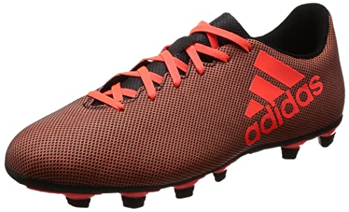 new concept 37aee 34aeb Adidas Mens X 17.4 FxG CblackSolredSorang Football Boots - 11 UK