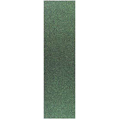 4.5 x 16.5 inch Sheet of Scooter Glitter Grip Tape - SPARKLING GREEN : Sports & Outdoors