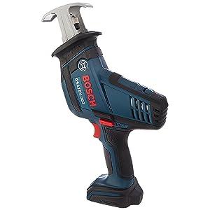 BOSCH GSA18V-083B 18 V Compact Reciprocating Saw Bare Tool
