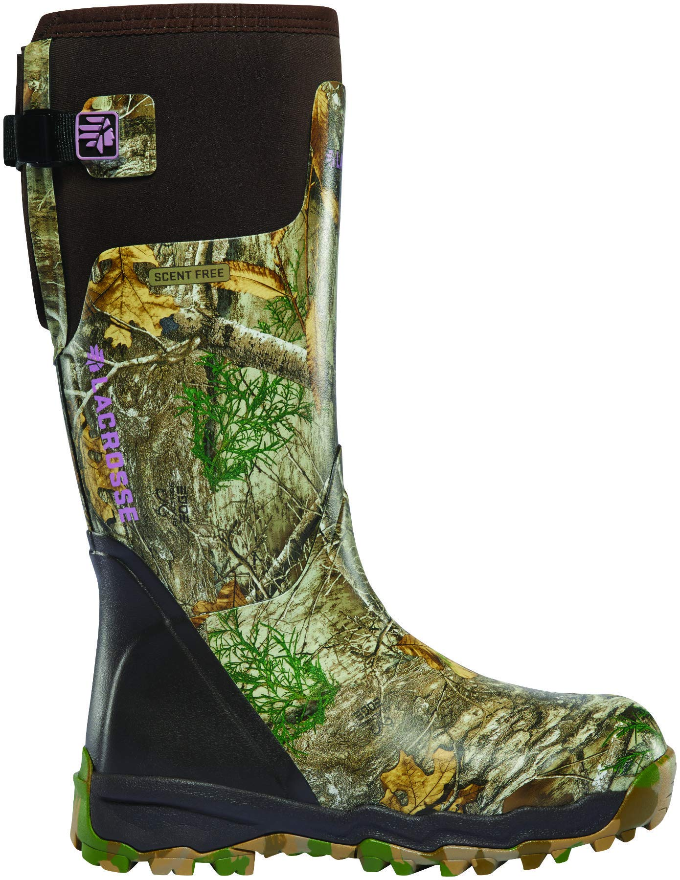Lacrosse 376026 Women's Alphaburly Pro 15'' Hunting Boot, Realtree Edge - 10 M US by Lacrosse