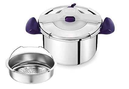magasin en ligne section spéciale fournir un grand choix de Seb p4464803 Clispo Essential Pressure Cooker Stainless ...