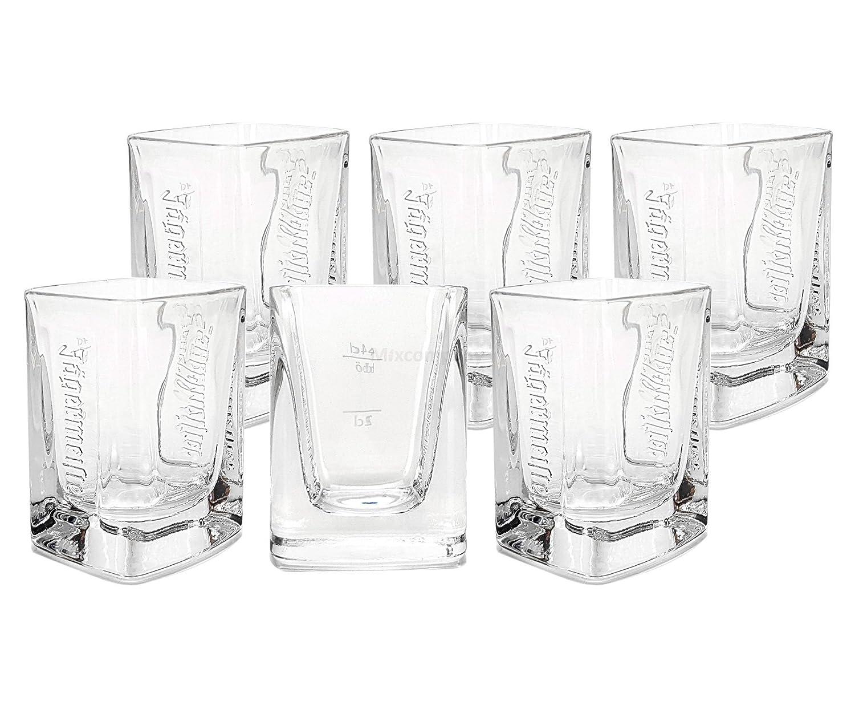 JÄGERMEISTER Gläserset  Pilsglas 2 Untersetzer Schnapsglas