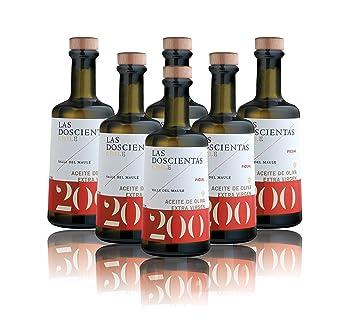 Las doscientas Aceite de Oliva Virgen Extra – Picual (Caso ...