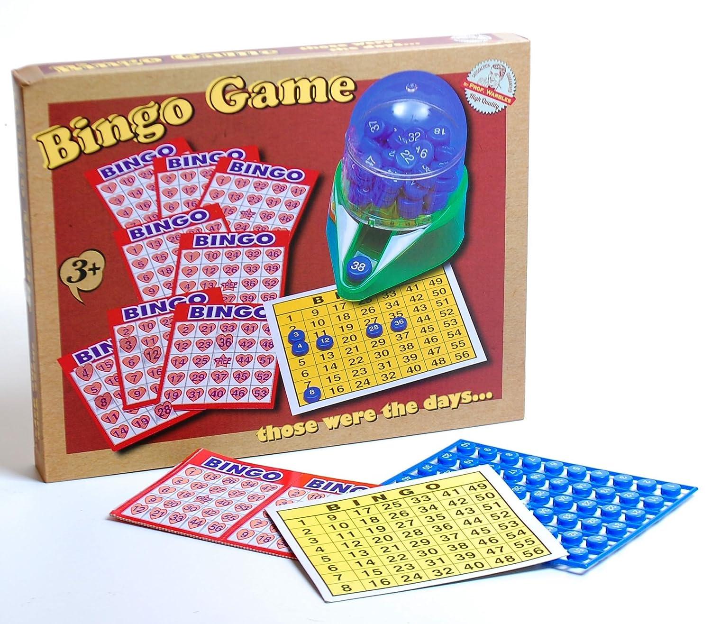 Number 1 Selling Retro Family Bingo Game