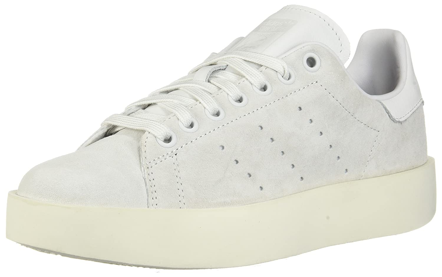 adidas Originals Women's Stan Smith Tennis Sneakers B06XX3J4QR 6 B(M) US|Crystal White/Crystal White/Off White