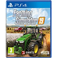 Focus Home Interactive Farming Simulator 19/PS4 (1 GAMES)