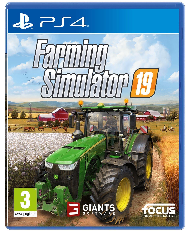 Amazon com: Farming Simulator 19 (PS4): PC: Video Games