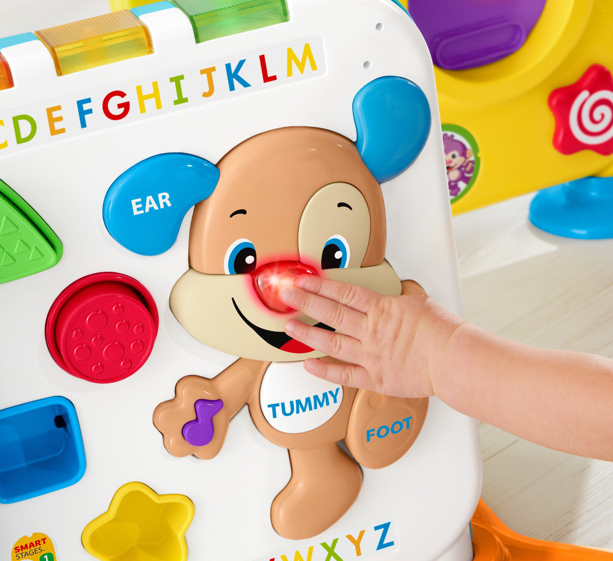 Fisher-Price Laugh & Learn Crawl-Around Learning Center by Fisher-Price (Image #23)