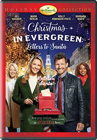 Amazon.com: Christmas In Evergreen: Letters To Santa: Jill Wagner