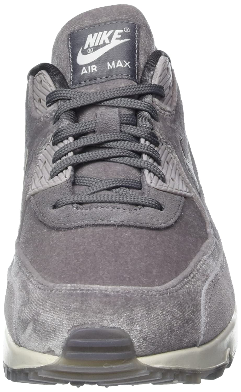 best authentic 1d0ac 1338d Amazon.com  Nike Womens Air Max 90 LX Running Shoes Gray  Road Running