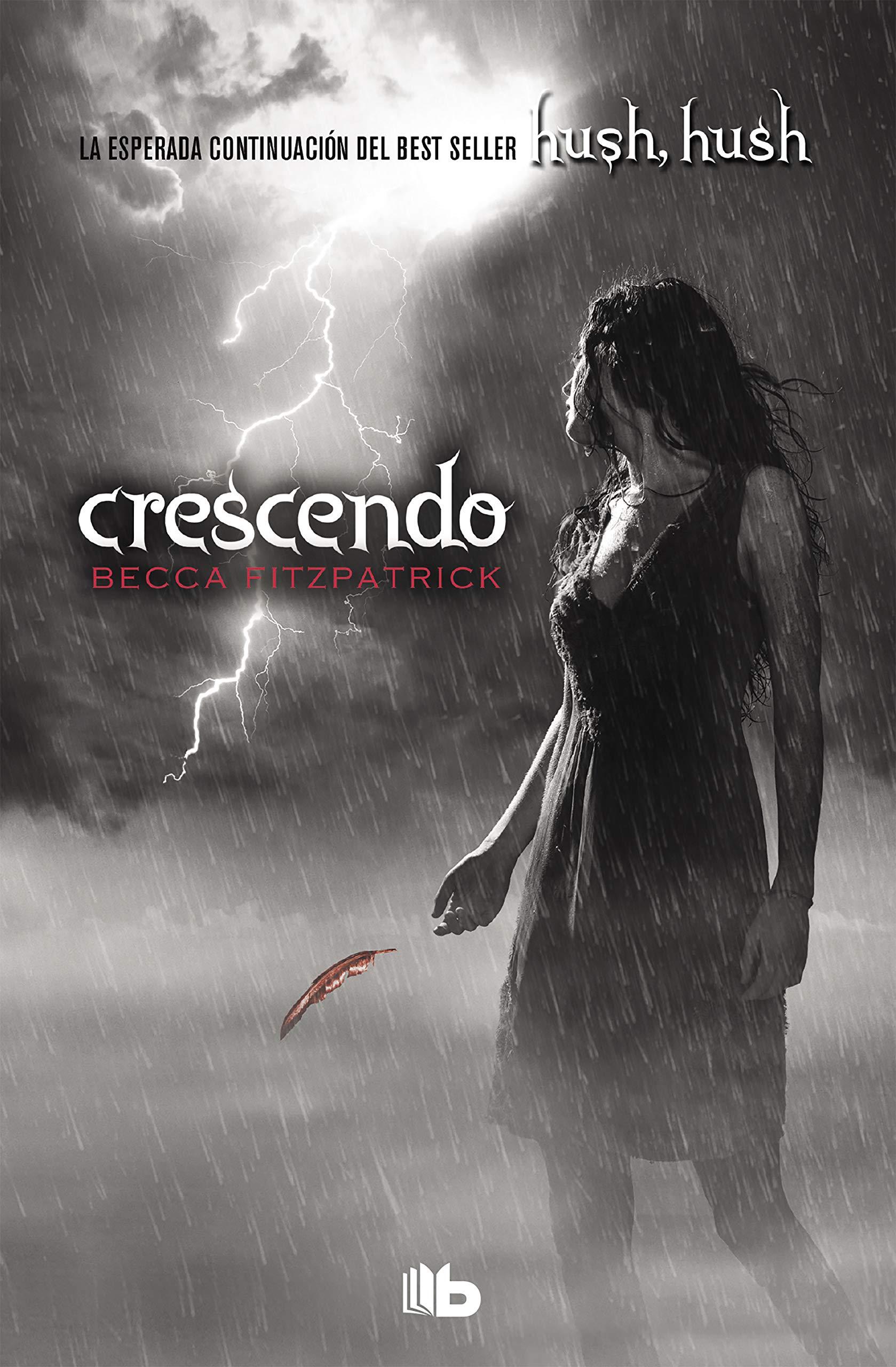 Crescendo (Saga Hush, Hush 2): Amazon.es: Fitzpatrick, Becca ...