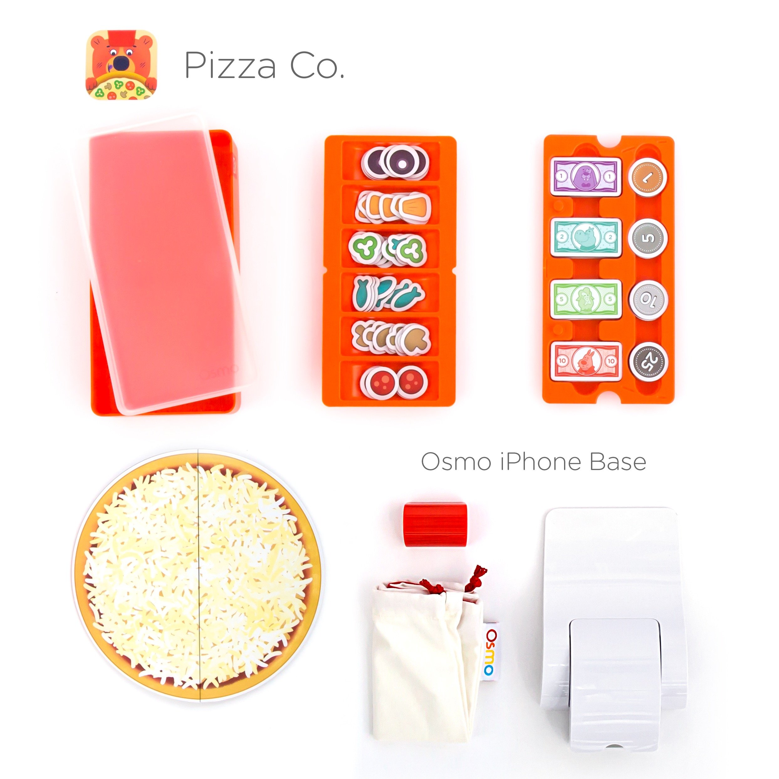 Osmo Pizza Co. Game + iPhone Base by Osmo (Image #2)