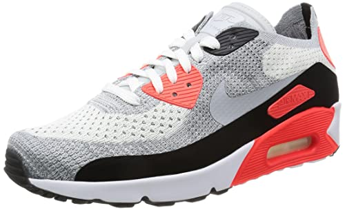 | Nike Men's Air Max 90 Ultra 2.0 Flyknit, White