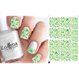 St Patrick's Day Nail Decals - Vol II (1 Sheet)
