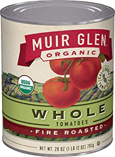 product image for Muir Glen, Organic Whole Fire Roasted Tomatoes, 12 Cans, 28 oz