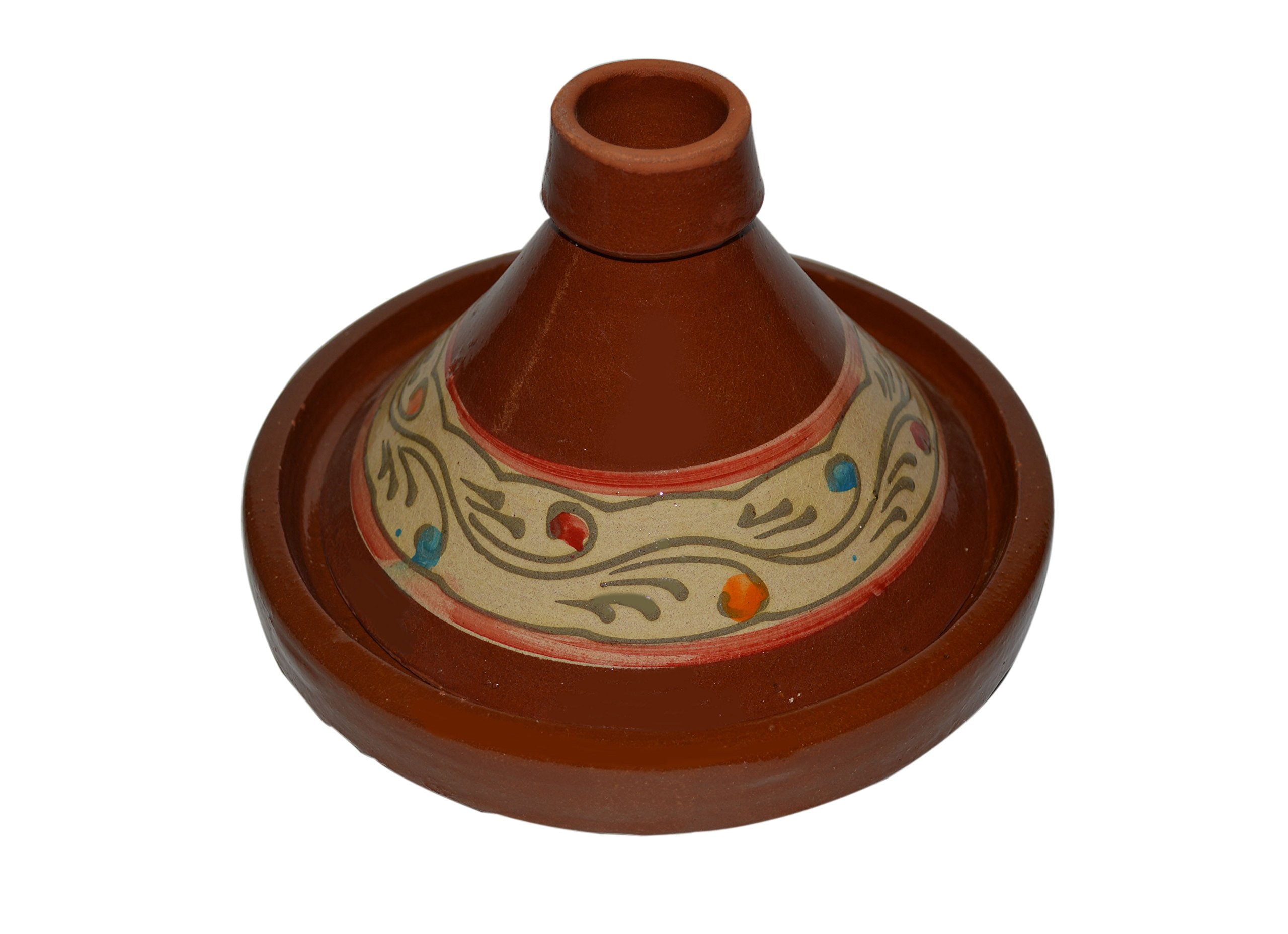 Moroccan Cooking Tagine Tajine Small Lead Free by Cooking Tagines