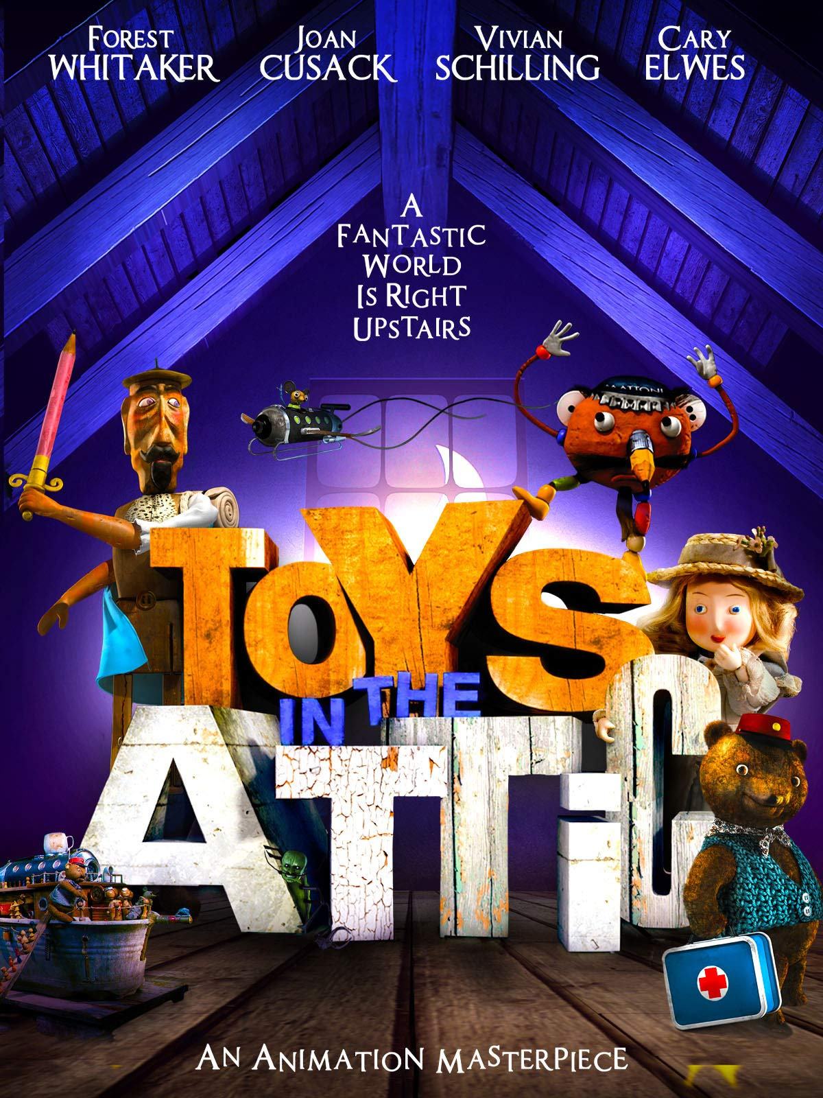 Toys in the Attic on Amazon Prime Video UK