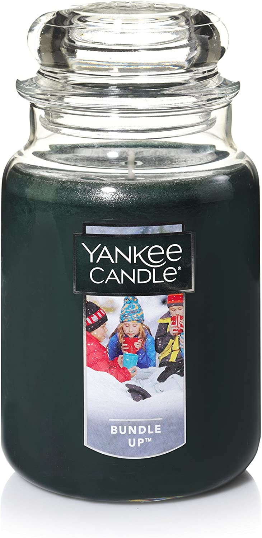 Yankee Candle Company Bundle Up Large 2-Wick Tumbler Candle