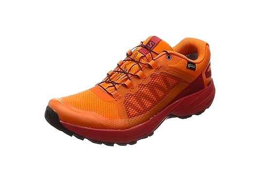 Salomon XA Elevate GTX, Zapatillas de Trail Running para Hombre, (Scarlet Ibis/
