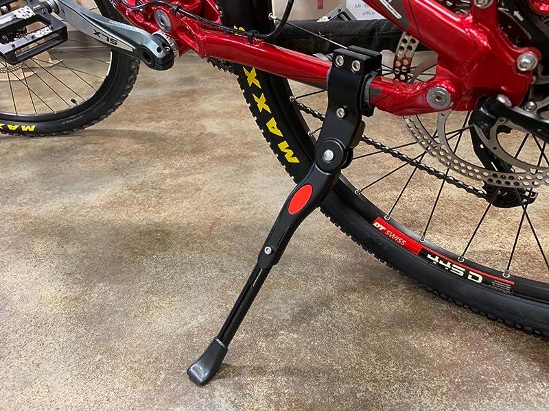 キックスタンド-自転車携帯マルチツール付き-Oziral-アルミニウム合金製-24インチ-700C対応