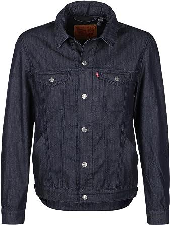Levis ® Commuter CM Trucker Chaqueta indigo: Amazon.es: Zapatos y complementos