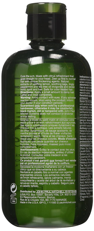 Paul Mitchell Tea Tree Lemon Sage Thickening Shampoo Hair Shampoo 10.14 OZ: Amazon.es: Belleza