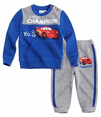 Disney Cars Babies Chándal 2015 Collection - Gris: Amazon.es: Ropa ...