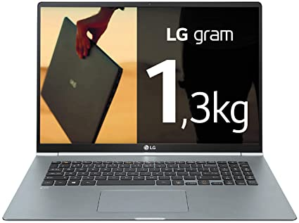 LG Gram 17Z990-V - Ordenador portátil ultraligero de 43.18 cm (17