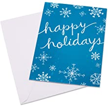 Link for Snowflakes Greeting Card