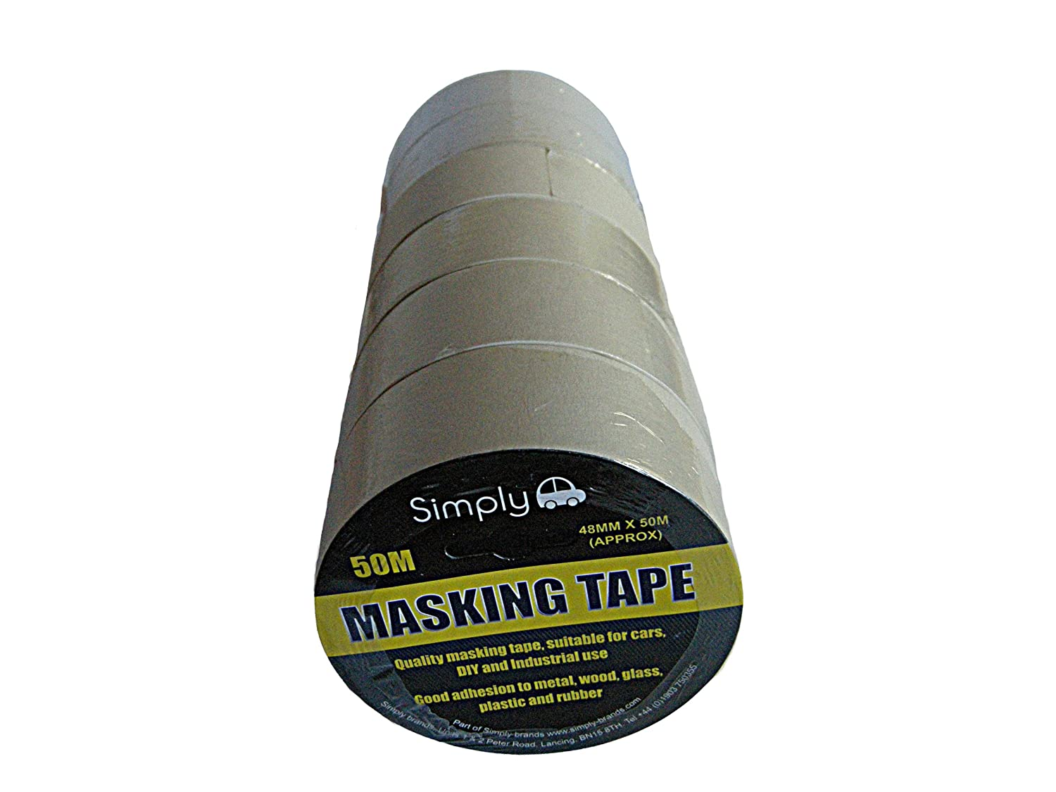 Simply PTC100 Packaging Tape Clear